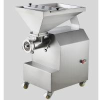 Automatic Industrial Electric Meat Mincer Machine Heavy Duty Stainless Steel 5000W Manufactures