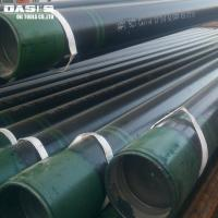 Hot Rolled Steel Well Casing Pipe Numerical Control Thread EW Steel Pipe Manufactures