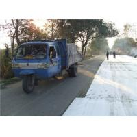 Paving Polyester Spunbond Fabric Driveway For Reduce Reflective Cracking Manufactures