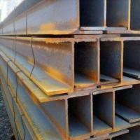 Hot Rolled SS400 Steel H Beam with 6 or 12m Length, Used for Construction Steel Factory Building Manufactures