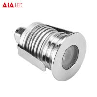 3W DC12V alumnium IP67 outdoor LED spot lighting/ led underground light with built-in driver Manufactures