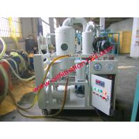 Transformer Oil Purification Plant, Insulation Oil Processing Equipment ,Cable Oil Filtering, degasification,dewater Manufactures