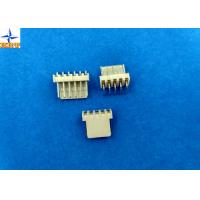 Shrouded Header No Breakdown 2.54mm Pitch Male Connector RoHS Compliance Wafer Connector Manufactures