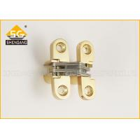 Soss Cabinet Metal Folding Door Hardware Zinc Alloy Hinge 180 Degree Manufactures