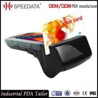 IP65 Outdoor Dustproof Handheld Terminal PDA Scanner Android Smart MSR Card Manufactures