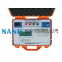 NRZDC Transformer DC Resistance Tester (5A~10A) Manufactures