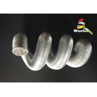 Reflective Corrugated Flexible Car Engine Hoses High Temperature Resistance Manufactures
