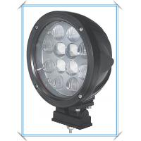 Quality 7 inch 60W 9-80V Cree LED Work Light for Truck/accessories for renault megane for sale