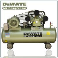 China 8bar Portable Piston Air Compressor with Tank 400L on sale