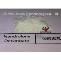 Nandrolone Decanoate Steroid  Deca-durabolin/ Durabolin 98% CAS 360-70-3 Raw Powder For Gain Muscle Manufactures