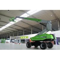 Telescopic Boom lift with  Platform height 27m CE certification Manufactures