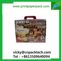 China Premium Hot Sale Electronic Product Packaging Die Cut Boxes Rigid Baby Toy Packaging Paper Gift Boxes on sale