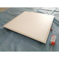 China Recessed Backlit LED Panel Light Simple Design Aluminium Frame For Office CE Rohs on sale