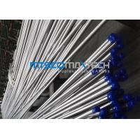 Annealing Super Duplex Steel 2507 tubing Seamless For Heat Exchanger Manufactures