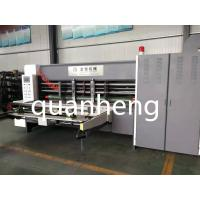 High Speed Corrugated Cardboard Automatic Lead Feeder Slotter Machine Manufactures