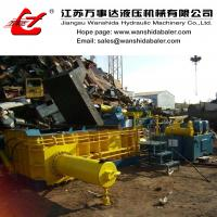 Chinese car balers for sale Manufactures