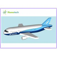 8GB High-Speed Airplane 787 Shape Customized USB Flash Drive / USB Keys 4GB Air Plane Manufactures