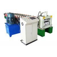 China Color Steel Plate Downspout Roll Forming Machine Main Structure 300 H Steel on sale
