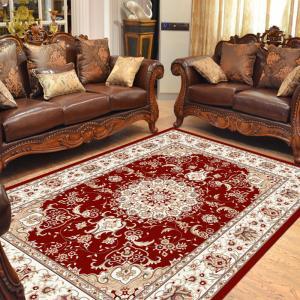 mixed carpet porcelain tile