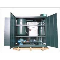 TY Vacuum Turbine Oil Purifier Machine Manufactures