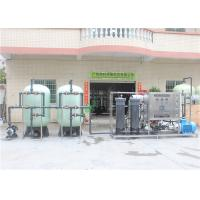 Big Stype Seawater Desalination Equipment For Drinking Water Treatment Plant Manufactures
