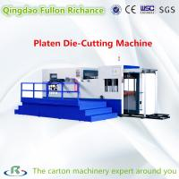 High Speed Automatic Hot Sale Paper Die Cutter & Paper Creaser Manufactures