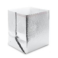 Thermal  INSULATED BOX LINERS for Cool Cold Chain Packaging economical for sale