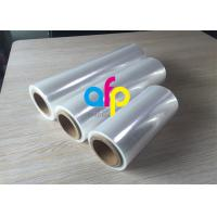 25 Mic / 90 Gauge Plastic Heat Shrink WrapFilm , Highly Clear Shrink Packaging Film Manufactures