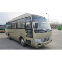 Customized Public Transportation Buses , 7 Meters Hybrid City Bus CCC Approval Manufactures