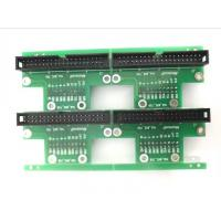 SMT Quick Turn Pcb Assembly With FR4 1OZ Pcba Green Solder Mask Manufactures