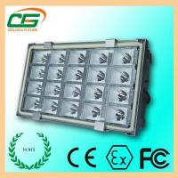 AC 110V Aluminum 100W LED Explosion Proof Light Waterproof , Industrial Flood Lighting Manufactures