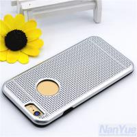 protective dual layers tpu and pc phone cases for iphone 6 plus Manufactures