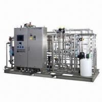 China RO+EDI Purified Water System, Pharma and FDA Water, Reverse Osmosis, PW Generation System on sale