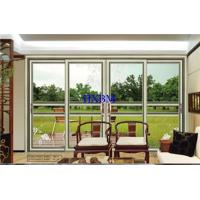 Residential Building Aluminum Sliding Windows Convenient For Cleaning Manufactures