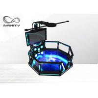 Infinity VR Mars VR Walking Platform Shooting Game Machine 12 Months Warranty Manufactures