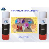 Temporary Mount  Spray Adhesive Manufactures