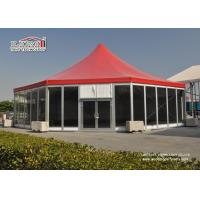 China Hot Sale 500  to 1000 Poeple Multi-Side Roof Marquee for Catering and Wedding on sale