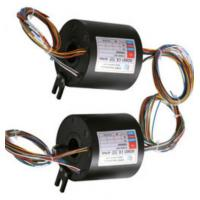 380VAC Electrical Through Hole Slip Ring 12.7mm Size Long Life With Low Wear Debris Manufactures