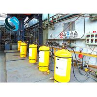 Ice Plant Liquid Anhydrous Ammonia 100L 400L 800L Packaging 0.73 Kg/M³ Density Manufactures