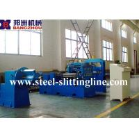 Carbon Cold Steel Coil Cut To Length Line With 2mm Thick And 500mm Width Manufactures