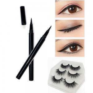 China Magic Adhesive Eyeliner And Eyelashes / Long Lasting Magic Eyeliner on sale