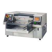 CNC controlling high speed belt cutting machine with English big-screen LCD display Manufactures