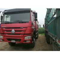 Sinotruk Howo Heavy Dump Truck Middle Lifting System For Sand Transportation Manufactures