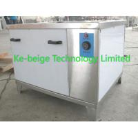 Stainless Steel Industrial Ultrasonic Cleaning Equipment KBG-1042 28KHz / 40KHz Manufactures