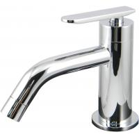 High purity Brass Single Hole Bathroom Sink Faucet with CE certificate Manufactures