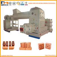 China Auto brick making line machine soil mud brick making machine on sale