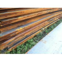 SAE 1020 Carbon Steel Plate , C20 mild steel plate for tower vessels Manufactures