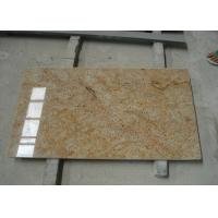 Kashmir Gold Granite Floor Tiles Granite Stone Slabs Indoor Cutting Size Manufactures