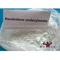 Legal Dynabolon Nandrolone Undecylate White Powder Nandrolone Decanoate Steroid For Muscle 862-89-5 Manufactures
