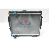 High Performance Mitsubishi Pajero Radiator of V43 1992 , 1996 AT OEM MB924487 Manufactures